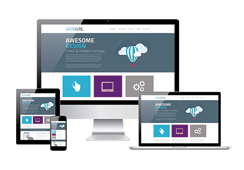 Attractive Dental Website Design